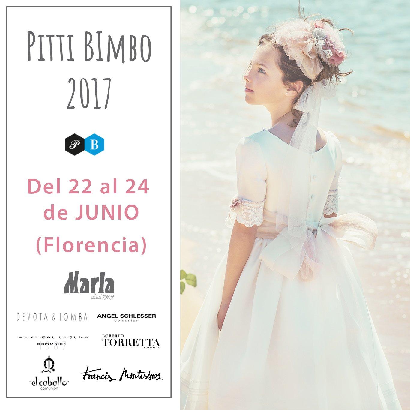 Información Marla en Pitti Bimbo