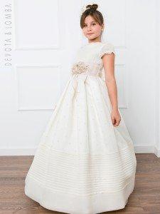 Vestido de comunión 2018 Devota y Lomba