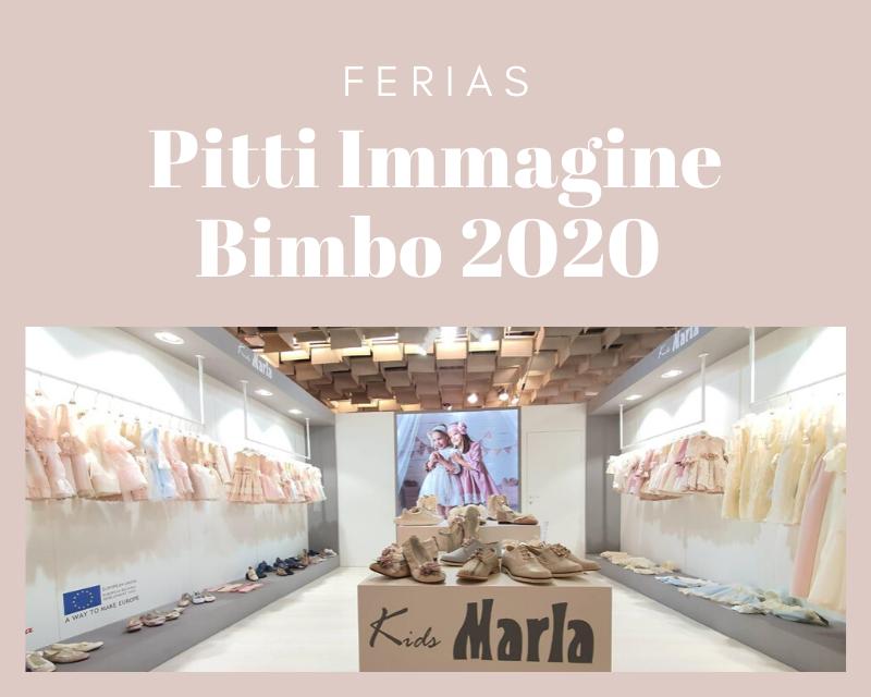 Pitti Bimbo florencia 2020