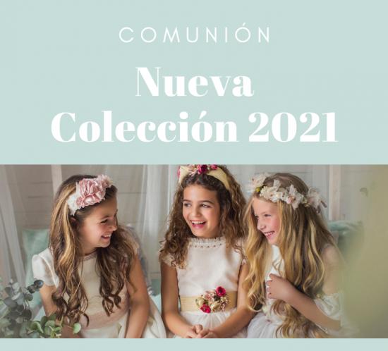 Nueva colección comunión 2021